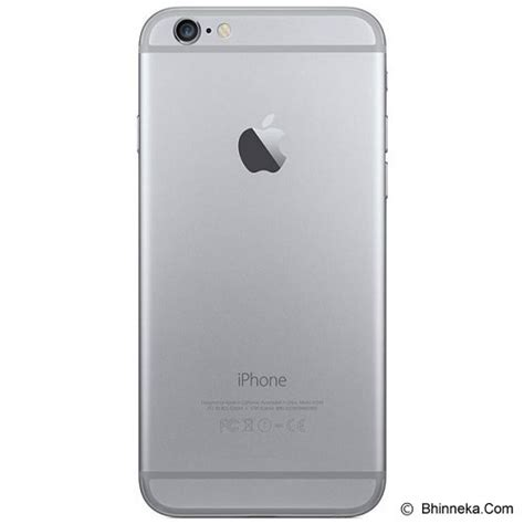 Kualitas Terbaik Iphone 6 16gb Grey Garansi jual apple iphone 6 16gb space grey merchant murah bhinneka