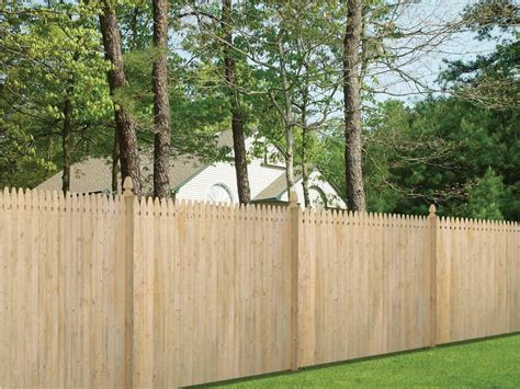 fences surprising home depot fences wood fencing pool