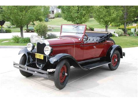 car for sale chevrolet 1928 chevrolet roadster for sale classiccars cc 966810