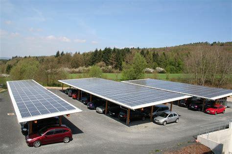carport mit solar antaris solar errichtet zweiten solar carport f 252 r g 214 de