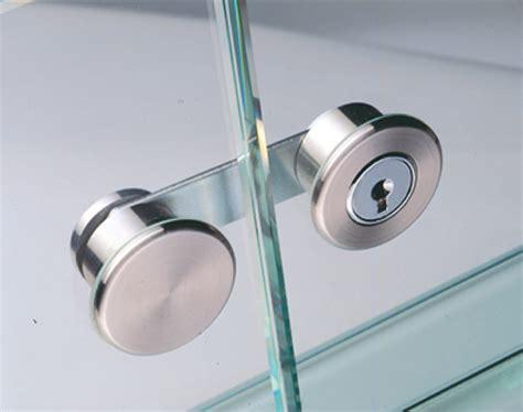 Glass Door Cam Lock For Double Doors In The H 228 Fele Glass Door Lock