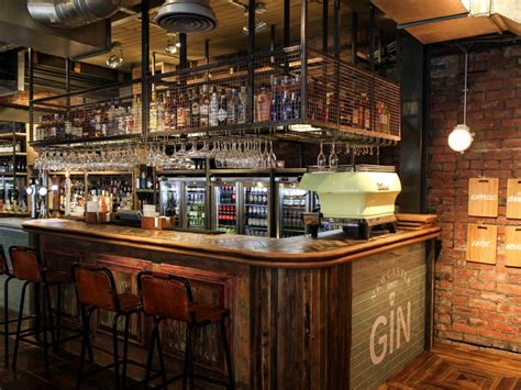 bealim house bar eatery and gin distillery in newcastle uk
