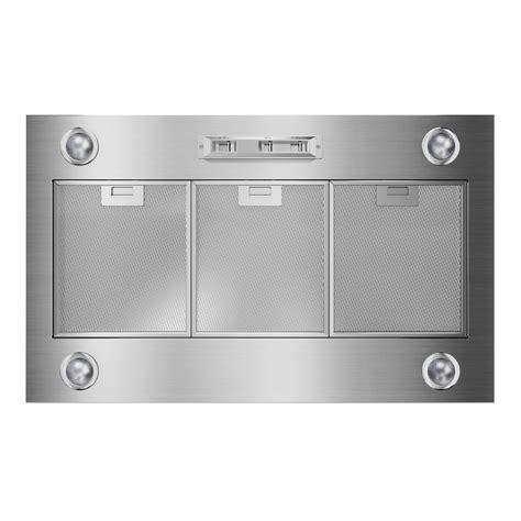 kitchenaid under cabinet range kitchenaid kxu8036yss 36 quot commercial style series under