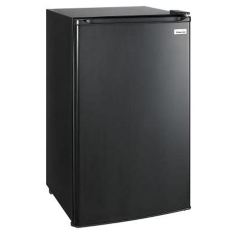 3 5 cu ft mini refrigerator in black energystar