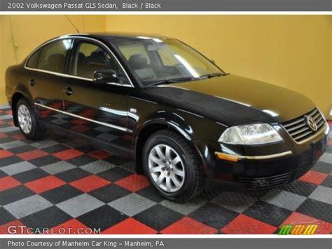 volkswagen passat black interior black 2002 volkswagen passat gls sedan black interior