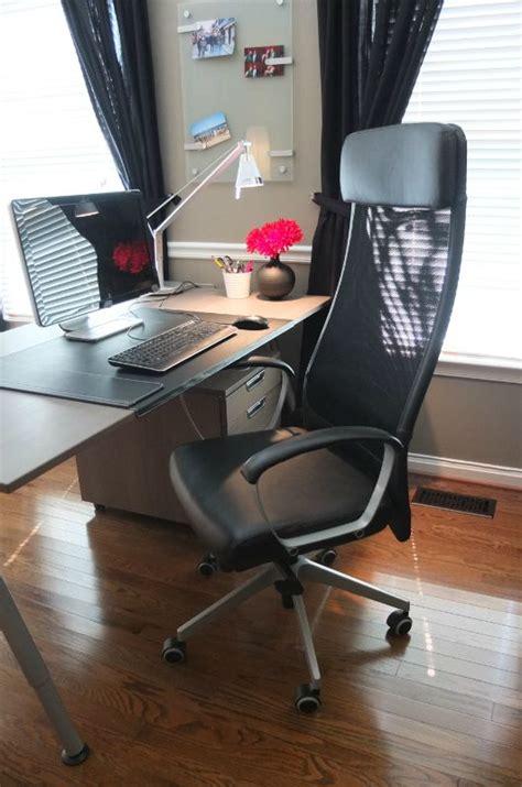 markus swivel chair glose black ikea markus swivel chair black glose robust black workspaces