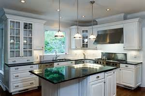 Raised Kitchen Cabinets Raised Panel White Kitchen Cabinets With White Bead Board Backslash Kitchen Remodeling