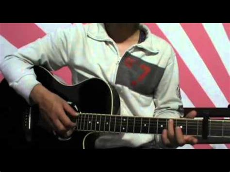 tutorial gitar virgoun akustik gitar belajar lagu ost stand by me doraemon