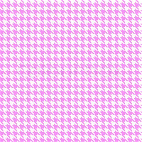 pink houndstooth pattern pink and white seamless houndstooth pattern or texture