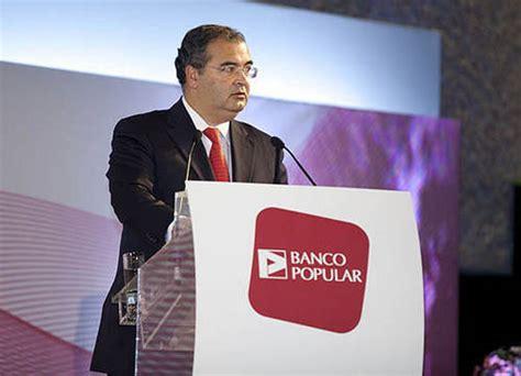 banco popular dividendo banco popular volver 225 a pagar dividendos en 2017