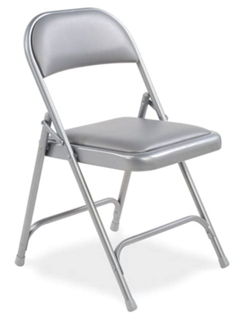folding chairs padded seat and back virco 168 padded seat and back folding chair silver mist