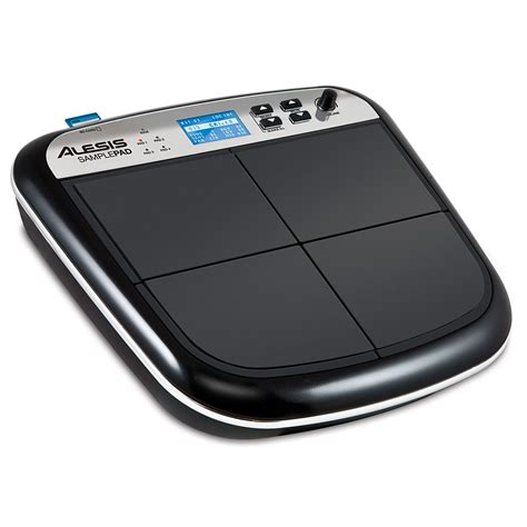 how to to on pad alesis sle pad 171 percussion pad