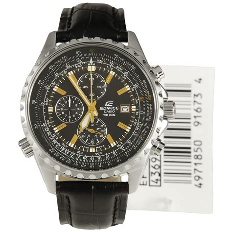 Casio Edifice Ef 520d 1av casio edifice chronograph gents ef527l ef 527l 1av