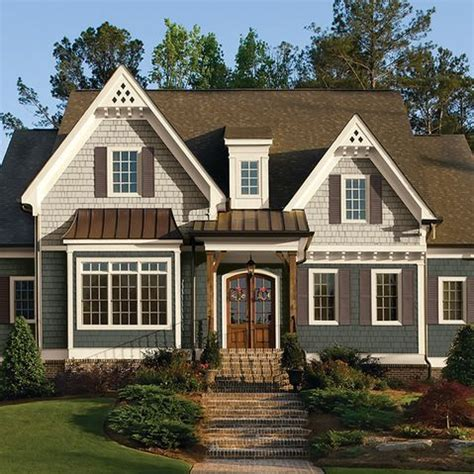 two tone blue exterior house colors search