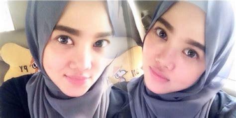 Larasati Putri: Hijab Simpel, Menutupi Dada   Dream.co.id
