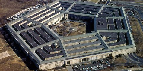Photo Op The Pentagon by Pentagon And Corporate Contractors