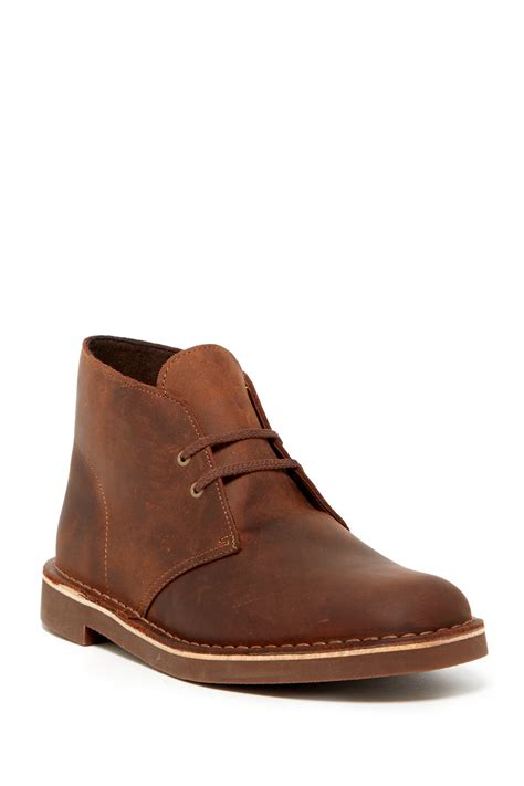 clarks bushacre chukka boot wide available nordstrom rack