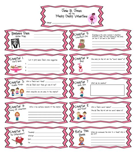 junie b jones valentines secrets of the second grade s day