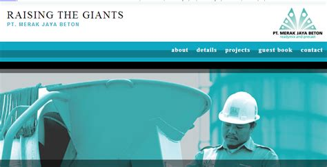 Lowongan Pekerjaan Administrasi lowongan kerja staff administrasi pt merak jaya beton