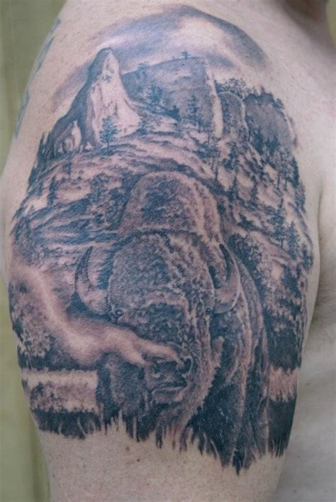 buffalo tattoos tattoo collections