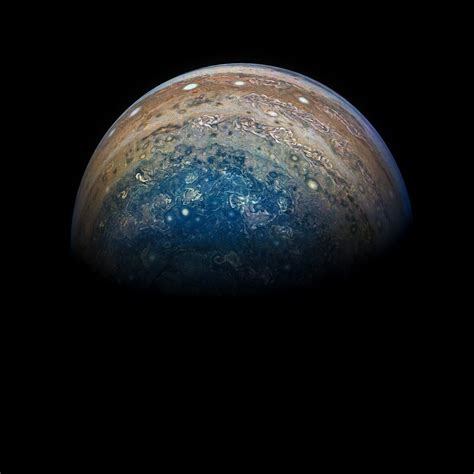 nasa jupiter images nasa s 1 billion probe just sent back mind meltingly