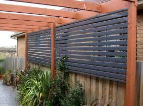 Privacy Screens Installing An Outdoor Privacy Screen