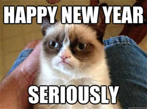 Grumpy Cat New Years Meme - rezclick painting lounge events