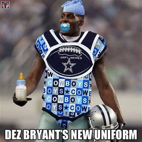 Dez Bryant Memes - nfl memes on twitter quot dez bryant warming up for today s