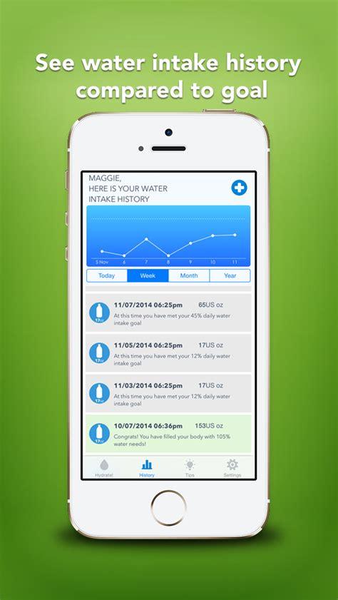 hydration app apple watch201010101010101010103050200 14 waterminder 174 hydration reminder tracker apps 148apps