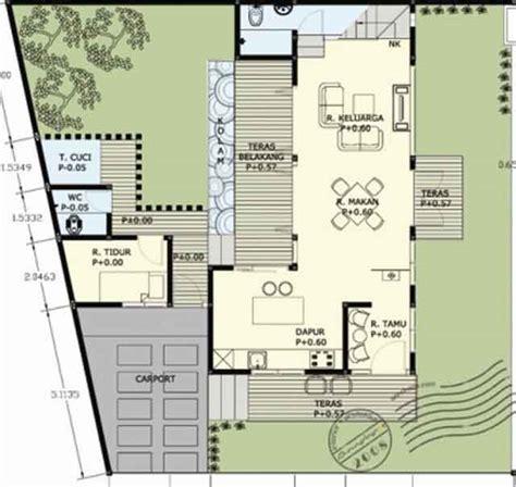 layout ruang tata usaha contoh denah rumah dan tata ruang blog interior rumah