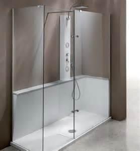 doccia al posto della vasca da bagno prezzi da vasca a doccia