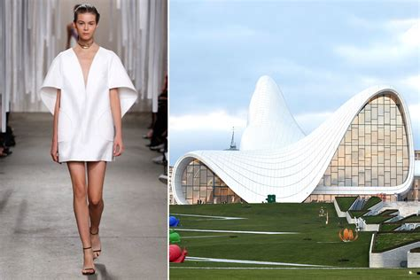design clothes inspiration fashion designers inspired by architecture rosie assoulin