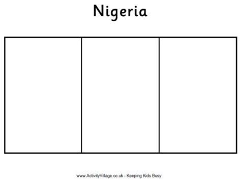 nigeria flag holidays around the world pinterest