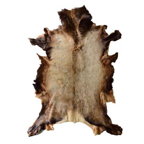 elk hide rug single skin rug elk deer hide taxidermy mounts for sale and taxidermy trophies for sale