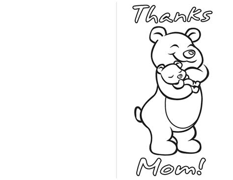 mothers day cards template mac mothers day cards drawing at getdrawings free for