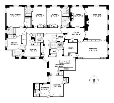10 Ave Floor Plans by Streeteasy 1040 Fifth Avenue In East Side 10a