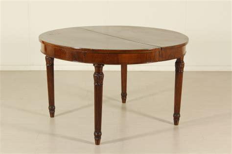 tavoli inglesi tavolo tondo allungabile inglese tavoli antiquariato