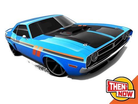 Hotwheels Dodge Challanger 71 dodge challenger shop wheels cars trucks race tracks wheels