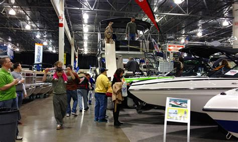 show novi novi boat show at the suburban collection showplace in novi metro parent