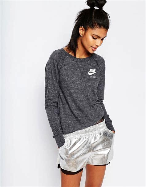 Nike Womens Vintage Dress 1 nike nike vintage crew neck sweatshirt at asos
