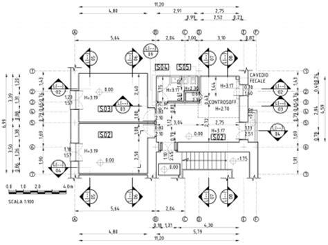 tavole di derivazione pianta architettonica tecnologica