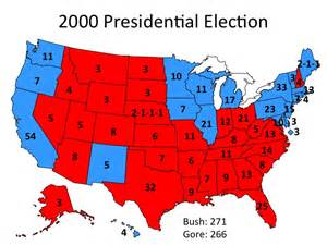 us election map 2000 democrats in electoral college strategy wfae