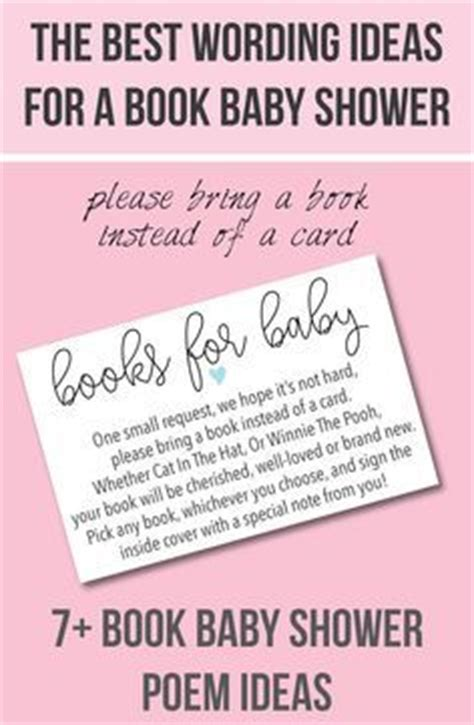 What Do You Take To A Baby Shower by 25 Best Ideas About Baby Shower Invitation Wording On