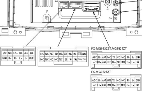 pioneer deh p5800mp wiring diagram wiring diagram and