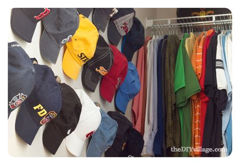 jute knob hat hooks hat storage the diy