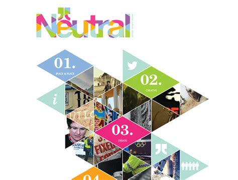 best web magazine neutral magazine experiments with triangle based