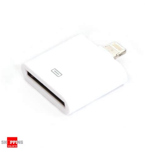 New Arrival Apple Charger 2a 30pin Cable Ipad1 2 3 lightning 8 to 30 pin adapter cable charger for apple