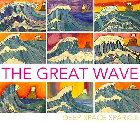 25 best ideas about wave drawing on wave best 25 wave paintings ideas on wave