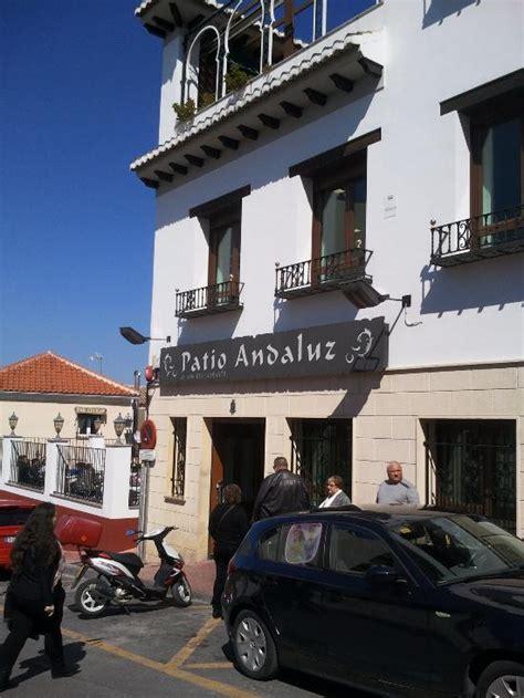 restaurante patio andaluz restaurante meson patio andaluz la zubia