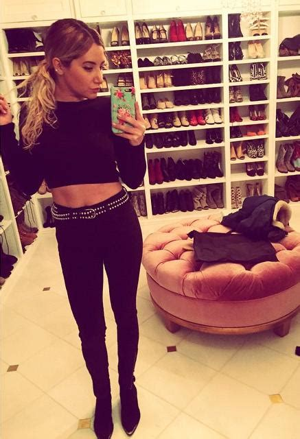 In Tisdales Closet by Walk In Closet Ashley Tisdale